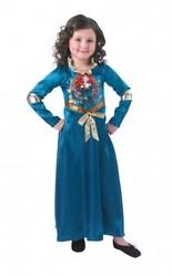 Принцессы и принцы - Детский костюм храброй Мериды