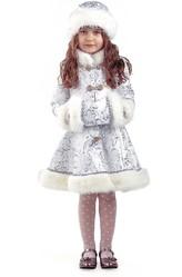 Снегурочки и Снежинки - Детский костюм хрустальной снегурочки