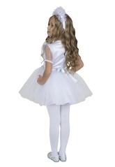 Снежинки - Детский костюм Хрустальной Снежинки