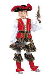 Мушкетеры - Детский костюм Хулиганки-Разбойницы