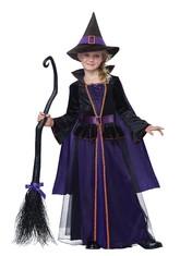 Страшные - Детский костюм изысканной ведьмочки