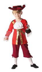 Пираты и разбойники - Детский костюм капитан Хук