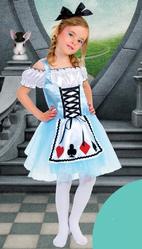 Белоснежки и Алисы - Детский Костюм Карточной Алисы