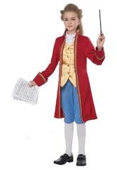 Знаменитости - Детский костюм композитора Моцарта