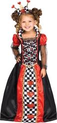 Белоснежки и Алисы - Детский костюм Королевы из Алисы