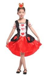 Белоснежки и Алисы - Детский костюм Королевы Сердец