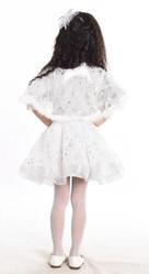 Снежинки - Детский костюм красивой Снежинки