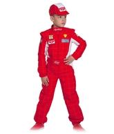 Судьи - Детский костюм красного Гонщика