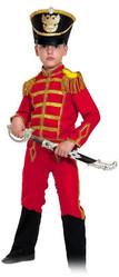 Гусары и Офицеры - Детский костюм красного гусара