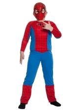 Человек-паук - Детский костюм красного Спайдермена