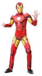 Железный человек - Детский костюм Красного Железного человека