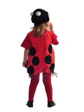 Божьи коровки - Детский костюм Красной Божьей Коровки
