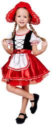 Красная шапочка - Детский костюм Красной Шапочки из