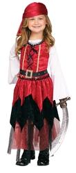 Пиратки - Детский костюм крошки Пиратки