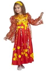 Времена года - Детский костюм Лета Красного