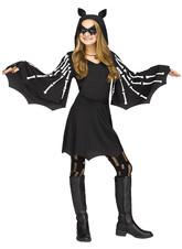 Летучие мыши - Детский костюм Летучей Мыши с костями