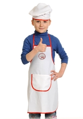 Официанты и официантки - Детский костюм маленького поваренка