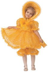 Времена года - Детский костюм Маленького солнышка