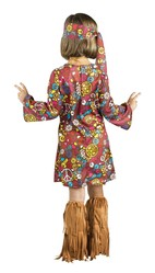 Ретро-костюмы 20-х годов - Детский костюм маленькой хиппи