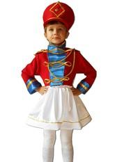Национальные - Детский костюм маленькой мажоретки