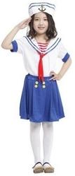 Пиратки - Детский костюм маленькой морячки