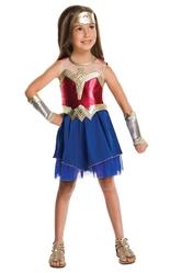 Супергерои и спасатели - Детский костюм маленькой Вандервуман