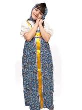 Национальные - Детский костюм Марфуши