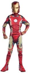 Киногерои и фильмы - Детский костюм Marvel Железного человека