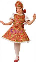 Русские народные - Детский костюм Марьюшки
