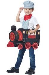 Профессии - Детский костюм машиниста паровоза