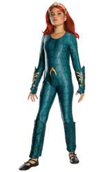 Супергерои и спасатели - Детский костюм Меры из Аквамена