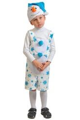 Снеговики - Детский костюм милого снеговичка