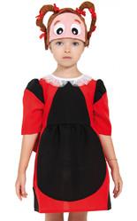 Мультфильмы и сказки - Детский костюм Милы из Лунтика