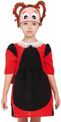 Божьи коровки - Детский костюм Милы из Лунтика