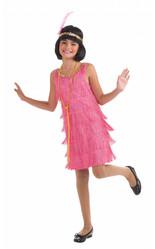 Ретро и Хиппи - Детский костюм модницы