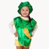 Фрукты и ягоды - Детский костюм Морковка