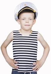 Военные и летчики - Детский костюм Морского волка