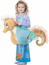 Русалочки - Детский костюм морской наездницы