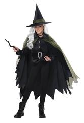 Страшные - Детский костюм Мрачной Ведьмы
