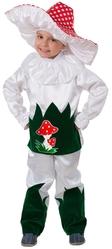 Фрукты и ягоды - Детский костюм Мухомора грибочка