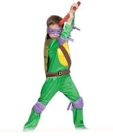 Ниндзя и черепашки - Детский костюм Ниндзя Черепашка Донателло
