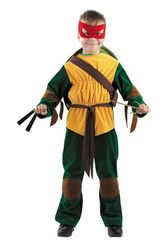 Сказочные герои - Детский костюм Ниндзя Черепашки