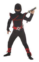 Костюмы для мальчиков - Детский костюм ниндзя