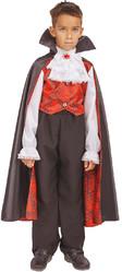Вампиры и Дракулы - Детский костюм ночного Дракулы