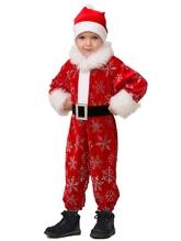 Дед Мороз - Детский костюм новогоднего Деда Мороза