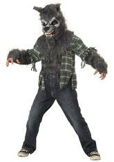 Волки и Собаки - Детский костюм оборотня