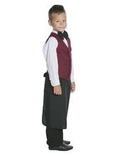 Официанты и официантки - Детский костюм официанта