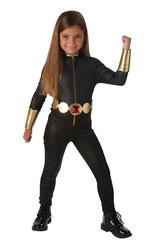 Супергерои и спасатели - Детский костюм Опасной Черной вдовы