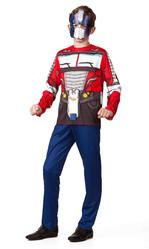 Трансформеры - Детский костюм Оптимуса Прайма