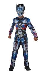 Трансформеры - Детский костюм Оптимуса